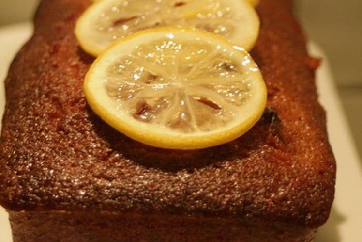 Recette de cake au citron et rhum la recette facile for Rhum pour cuisiner