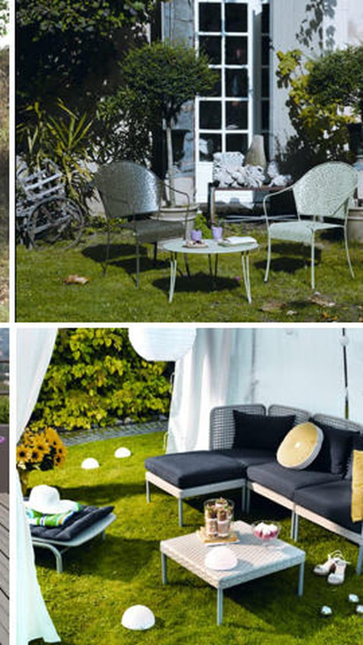 Salon de jardin Enholmen d\'Ikea