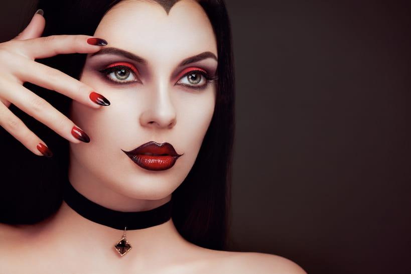Maquillage Halloween 20 Idees Terrifiantes A Copier
