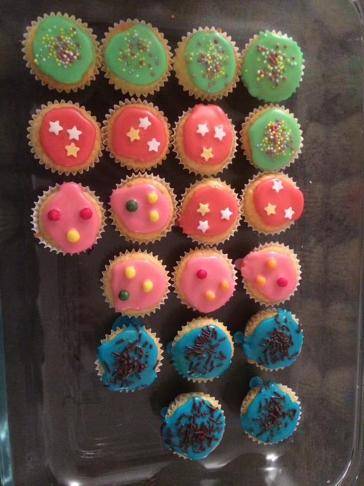 Recette de cupcakes glacage royal la recette facile - Recette de cupcake facile ...