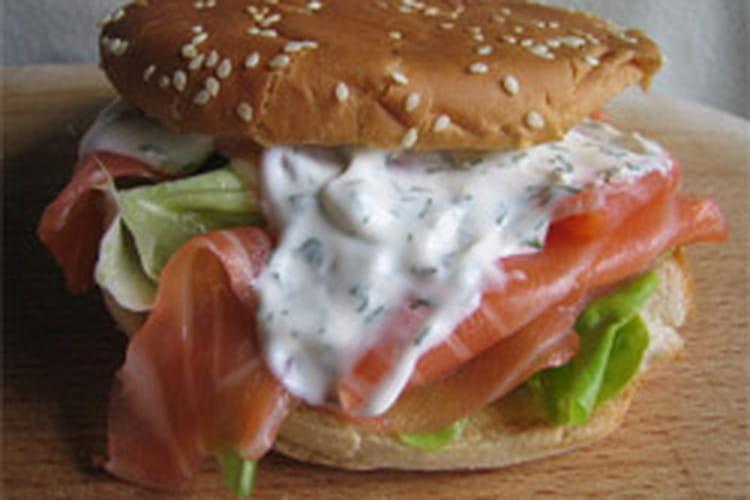 Norvegian Burger