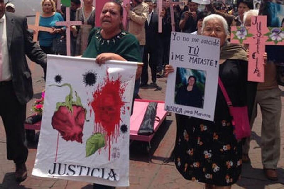 Le Mexique, ce pays où les femmes sont tuées dans l'indifférence