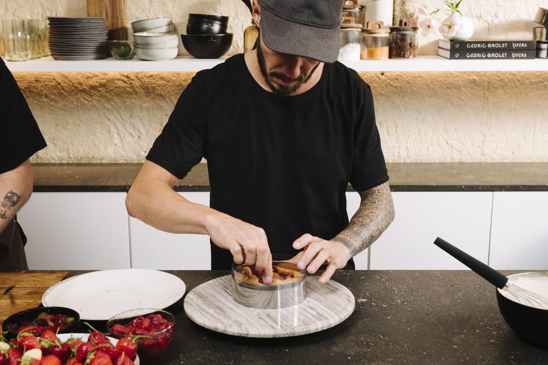 Cédric Grolet signe une gamme d'ustensiles de cuisine pour Zara Home