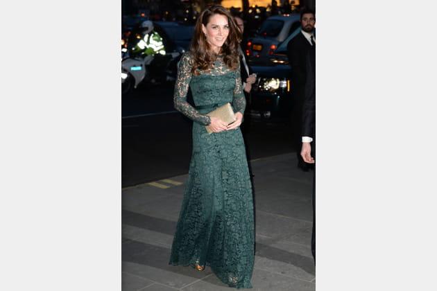 Kate Middleton le 28mars 2017