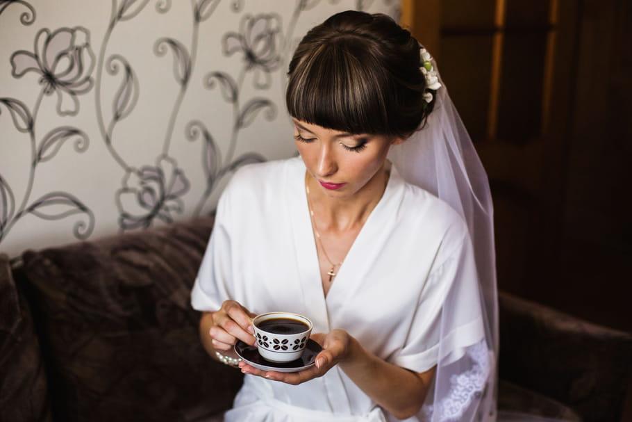 Wedding Day-Tox: la cure de thé pour futures mariées