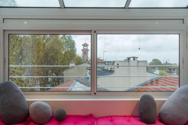 Bow-window urbain