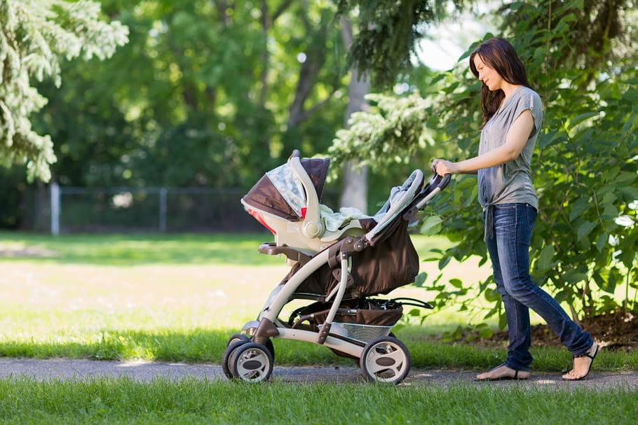 Retrouver sa ligne après l'accouchement