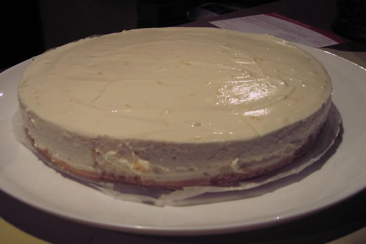 Cheesecake au citron light