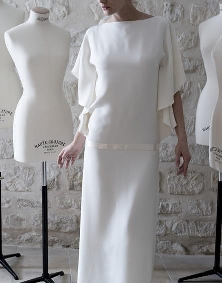 Robe de mariée Papillon, Gilles Zimmer