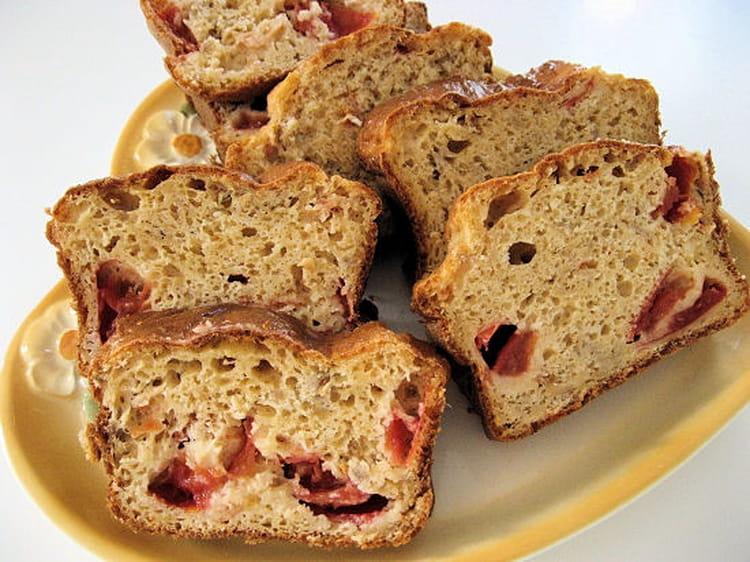 Recette De Cake Au Thon Et Tomates Fraiches La Recette Facile