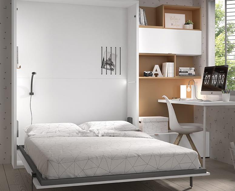 Un lit escamotable