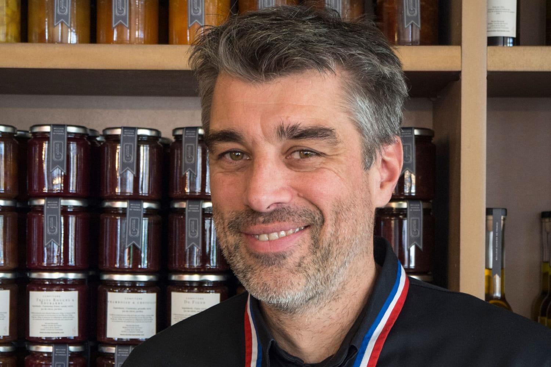 Nicolas Bernardé, la pâtisserie qui voyage