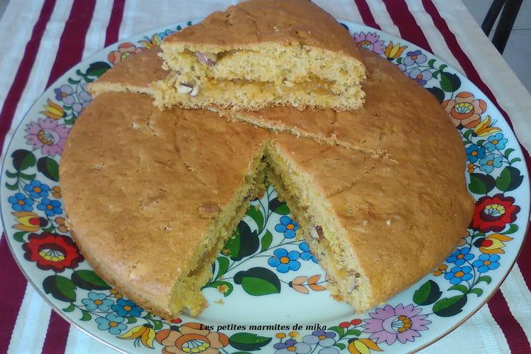 Carrot cake léger et nourrissant