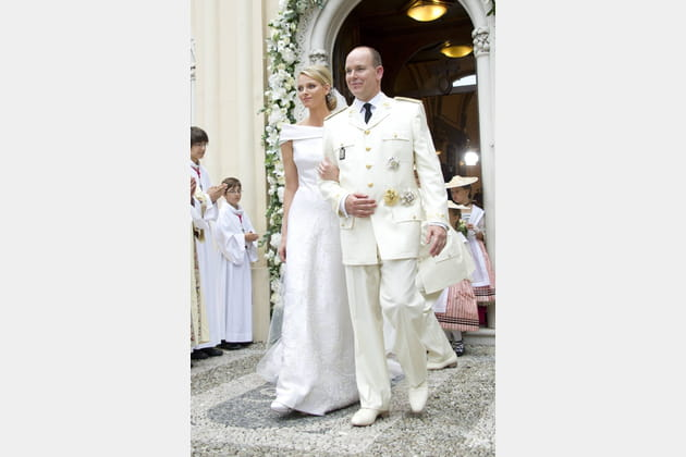 Le prince Albert II de Monaco et Charlène Wittstock: 20millions d'euros