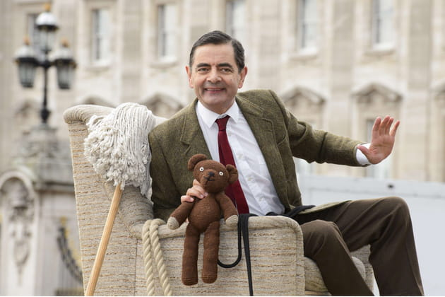 Rowan Atkinson aka Mr. Bean