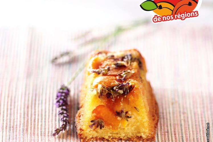 Mini cakes abricot lavande