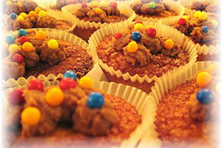 Cupcakes tout nuts