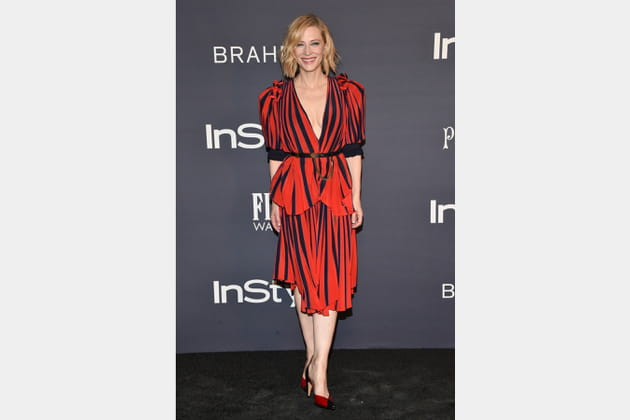 Cate Blanchett le 23octobre 2017