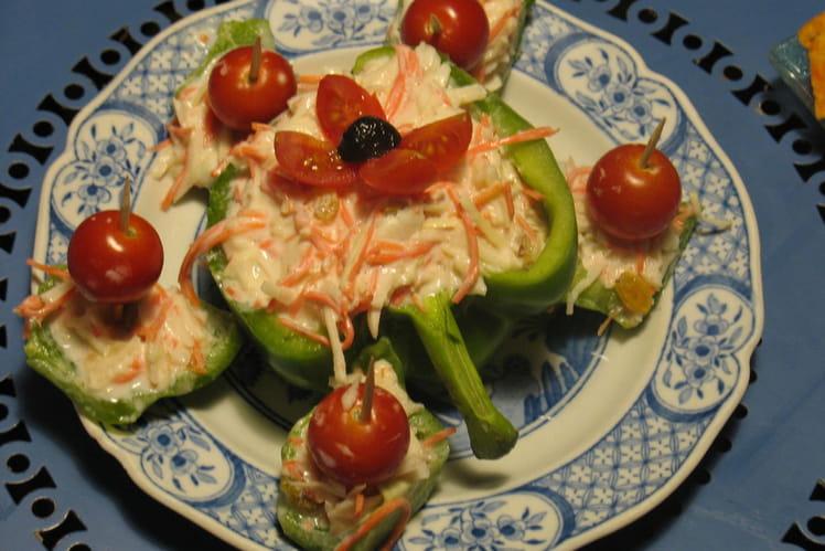 Salade estivale au chou