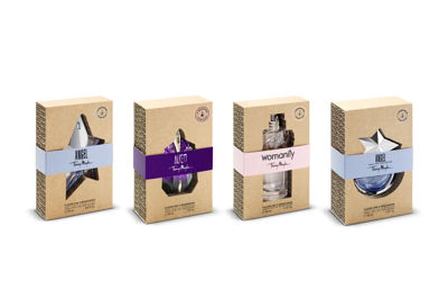 Les Parfums Thierry Mugler Lance Lopération Flacons Vides à