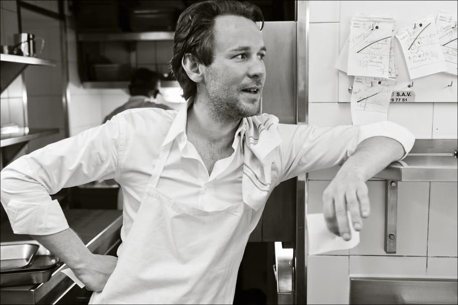 Mathieu Pacaud, un destin tout tracé
