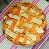 tarte courgettes carottes chevre