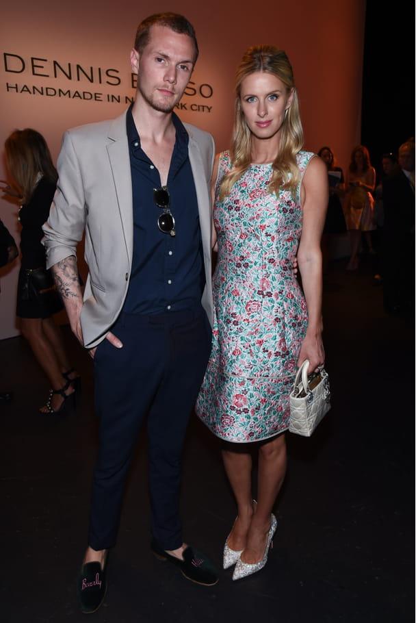Barron Hilton et Nicky Hilton