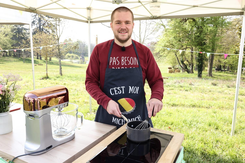 Alexandre, l'option belge du Meilleur Pâtissier