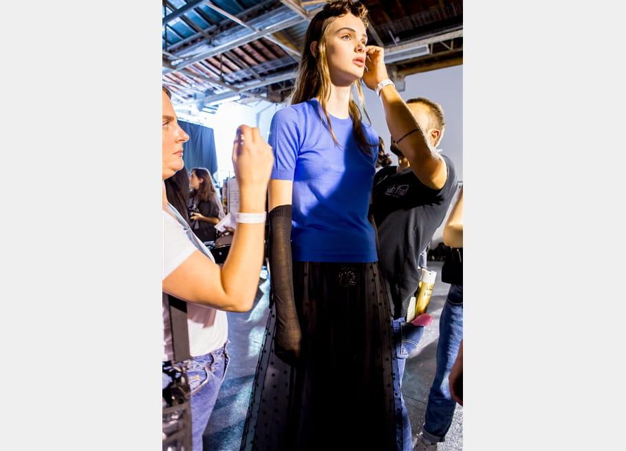 Rochas (Backstage) - photo 44