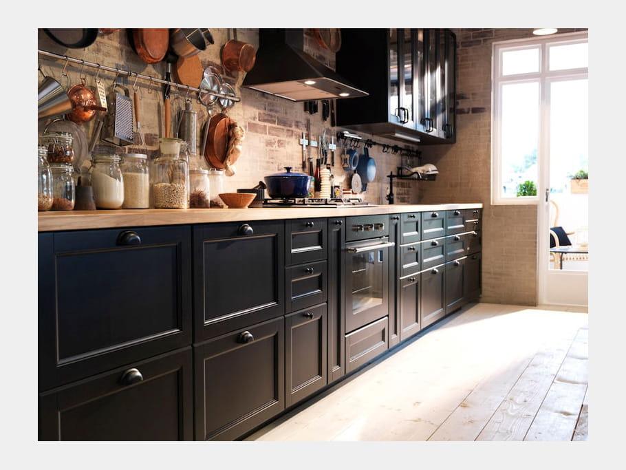 le retour du meuble de m tier cuisine la nouvelle metod d 39 ikea journal des femmes. Black Bedroom Furniture Sets. Home Design Ideas