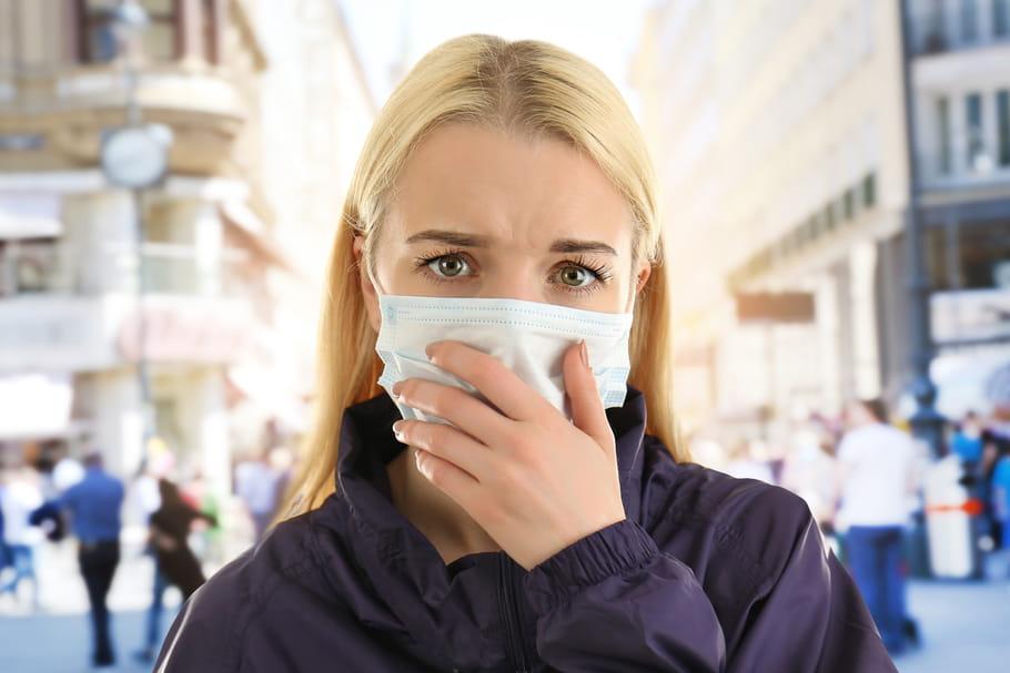 BPCO: les hospitalisations augmentent avec les pics de pollution