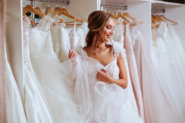 Quelle robe de mariée choisir en fonction de sa morphologie?