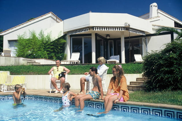 La piscine, 1986