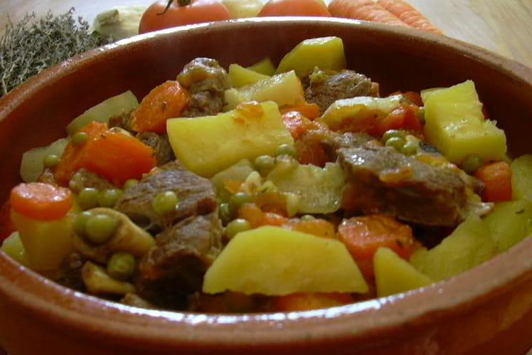 Navarin d'agneau : la meilleure recette