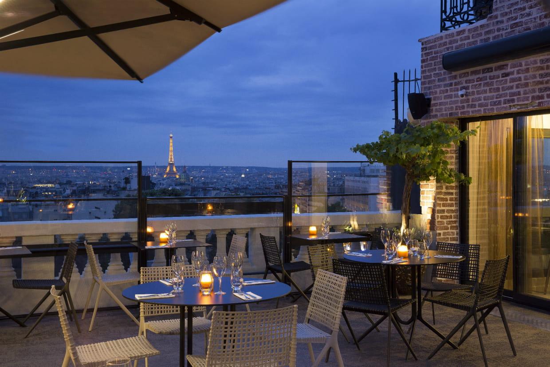Restaurant Dans Le Jardin Des Plantes Paris