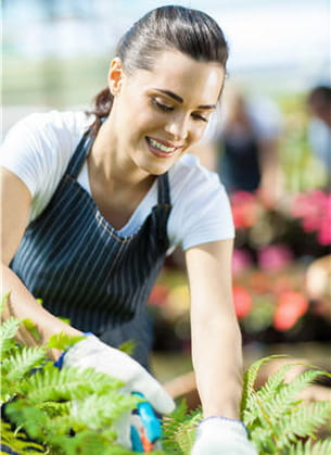 le jardinage, une activité physique à part entière.