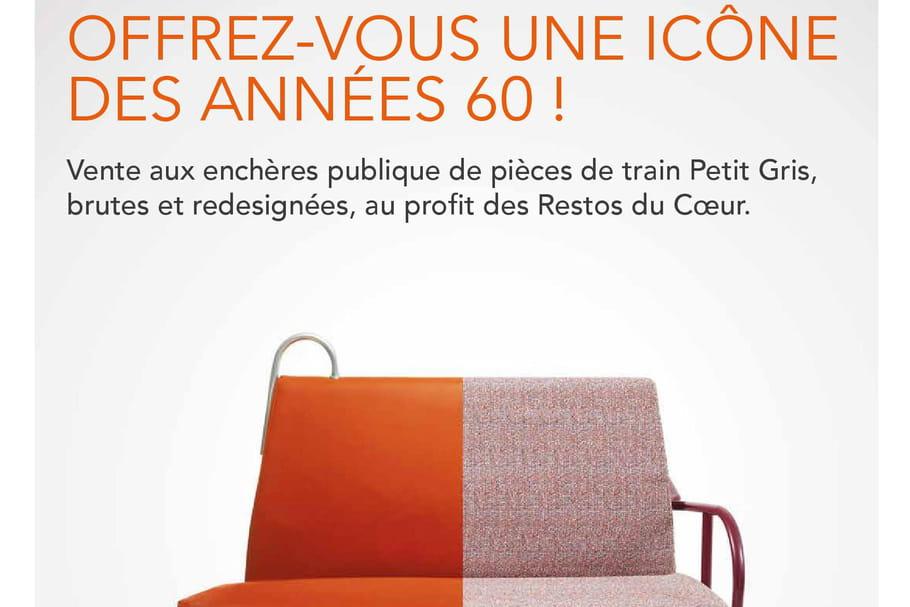 Des pièces de train SNCF aux enchères? Adjugé vendu!