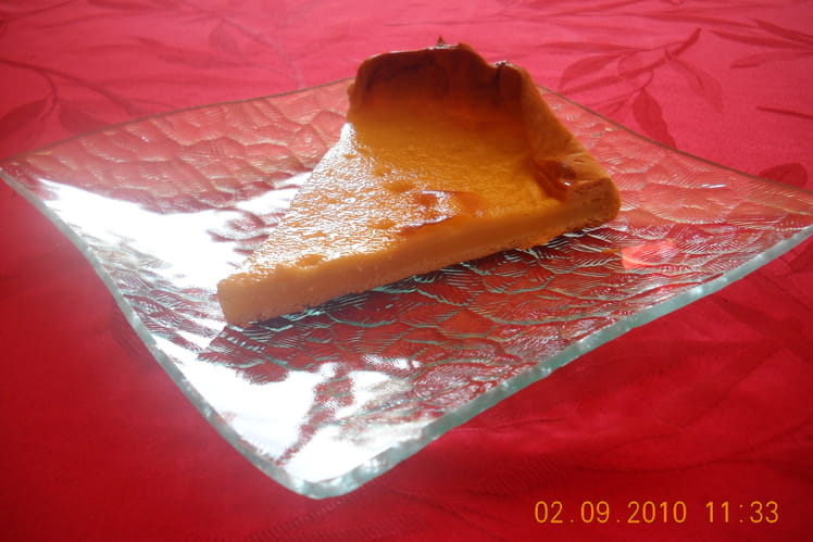 Flan traditionnel