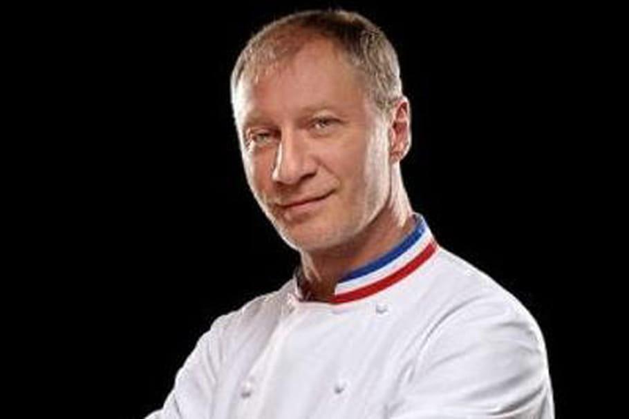 Le chef Eric Frechon lance sa collection de livres de cuisine