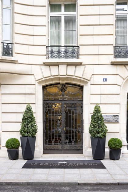 De luxueux appartements privés signés Starck au cœur du Royal Monceau