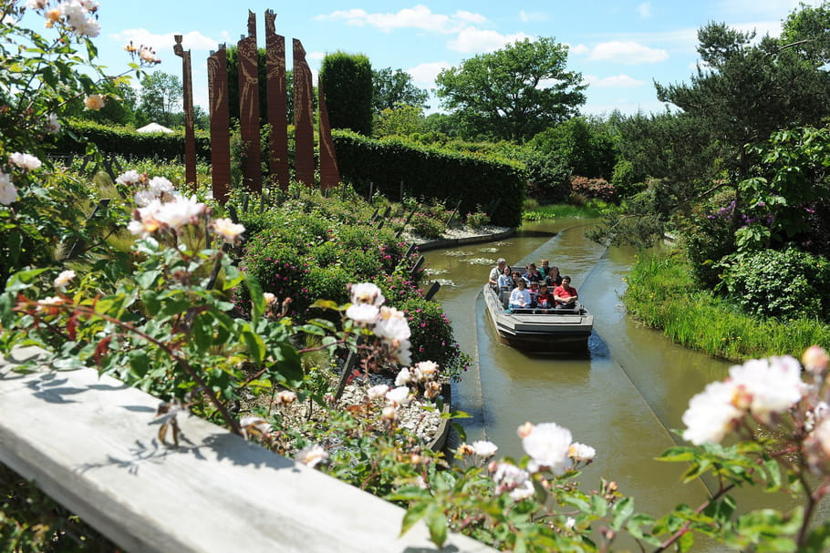 Terra Botanica: des attractions ambiance nature à Angers