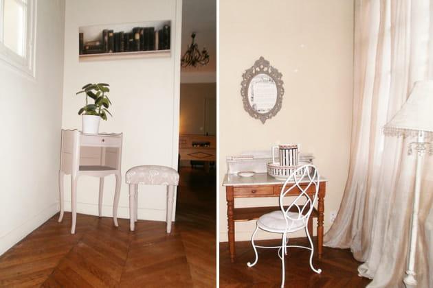 mobilier de charme. Black Bedroom Furniture Sets. Home Design Ideas