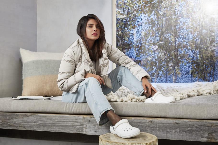 7questions à Priyanka Chopra, ambassadrice Crocs