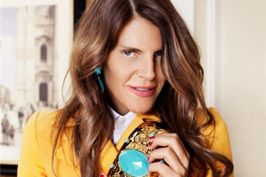 Les accessoires d'Anna Dello Russo débarquent chez H&M