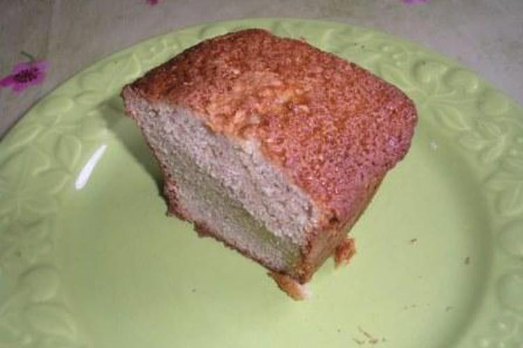 Gâteau à la banane simple et rapide