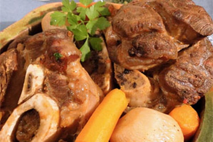recette de jarret de bœuf 224 l orange la recette facile