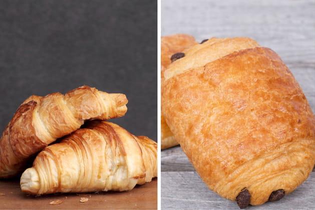 Croissant ou pain au chocolat?