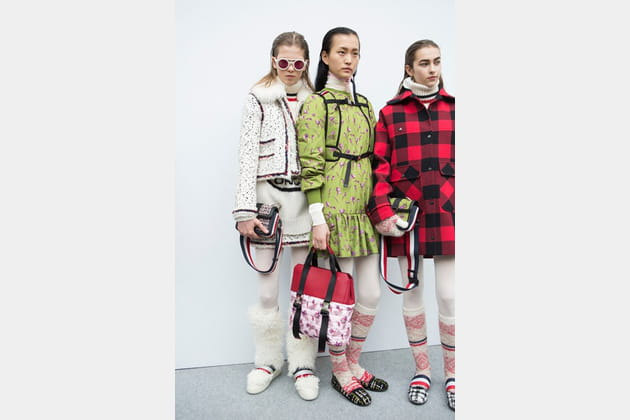 Moncler Gamme Rouge (Backstage) - photo 30
