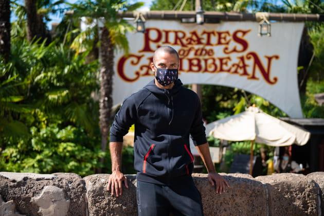 Tony Parker: l'âme d'un pirate!