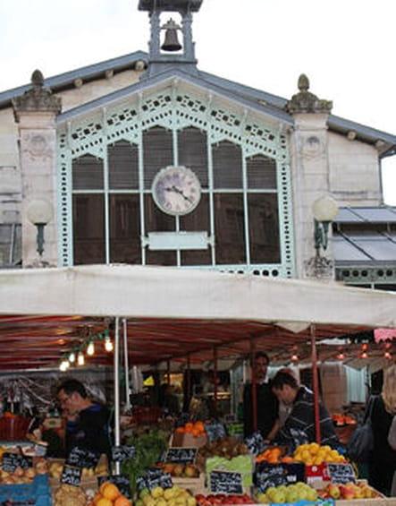 En direct du marché de la Rochelle